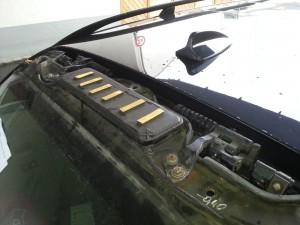 UnterHeckspoiler-300x225 in BMW E91 Touring :: Funkschlüssel geht nicht mehr