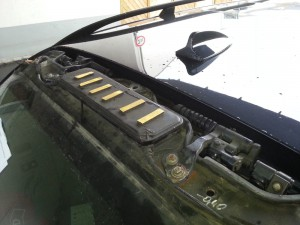 UnterHeckspoiler-300x225 in BMW E91/E61 Touring :: Funkschlüssel geht nicht mehr
